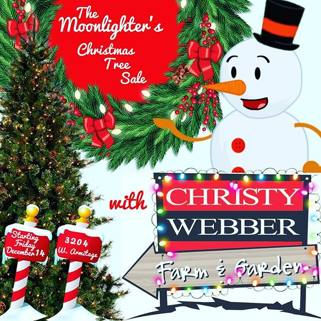 Christmas Tree Sale @moonlighterchicago starting tonight! We are teaming up with the best name in Christmas trees, @cwlfarmgarden!!! So stop in for a burger and a drink, and leave with the best tree in the neighborhood! #christmastree #sale #logansquare #humboldtpark #burgers #beerstagram #santa #frosty #fun