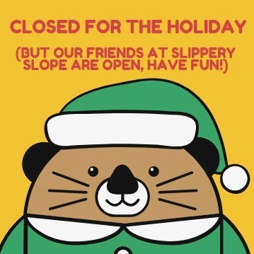 We are closed for the holiday! BUT @slipperysloped will be open tonight, Christmas night, at 9pm!! We hope you have a magical time with those closest to you. Stay safe, we will save you a seat Wednesday evening! #happyholiday #christmasinchicago #logansquare #humboltpark #scofflaw #christmascheer #christmasjams #soulchristmas #nocover #friendship #dancechicago
