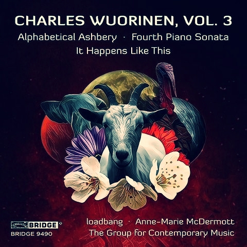 It Happens Like This   Commissioned by the Tanglewood Music Center and Southwest Chamber Music (CA); premiered at Tanglewood in 2011; recorded at the American Academy of Arts & Letters in 2015 and released in 2017 on Bridge Records