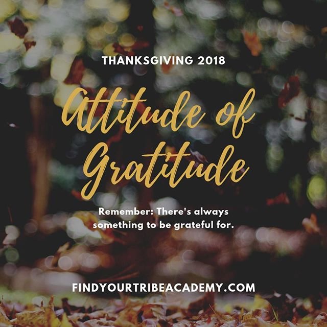 Practice #gratitude every day, but most of all today! What are you thankful for this year? #thanksgiving #happythanksgiving #givingthanks #turkeyday