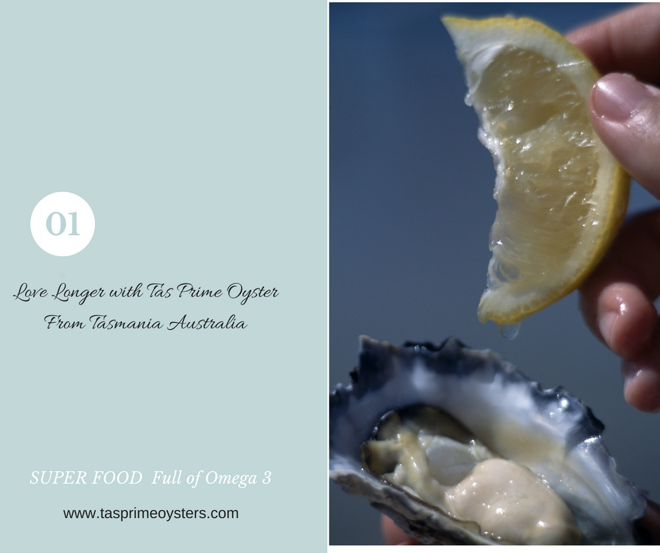 A question I often get asked are oysters an aphrodisiac? Well before you go rushing out to buy up large for Valentine's day, you will not be turned on by eating an oyster however, this sexy bivalve is packed full of zinc, which is great for making you feel good and keeping up your energy. Not only does zinc boost your sex drive, but it also ups your immune system, helps get rid of acne and eases rashes and makes your bones stronger.