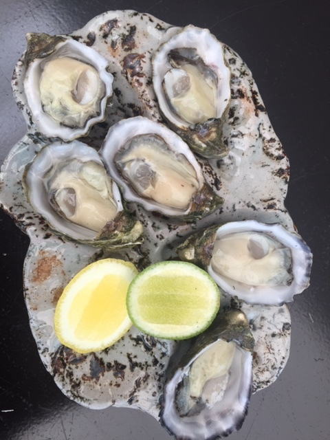 Tasmanian Oysters Natural