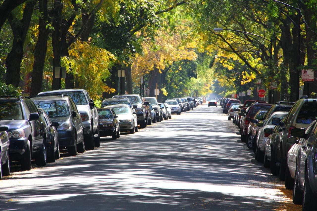 PDX Urban Portland Parking