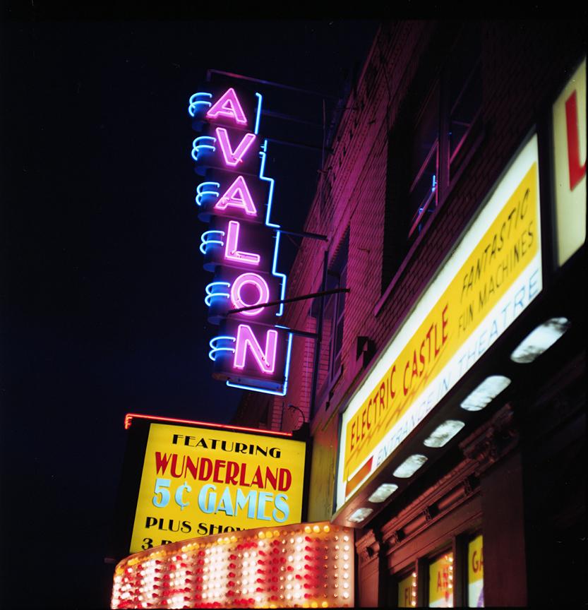Avalon Arcade