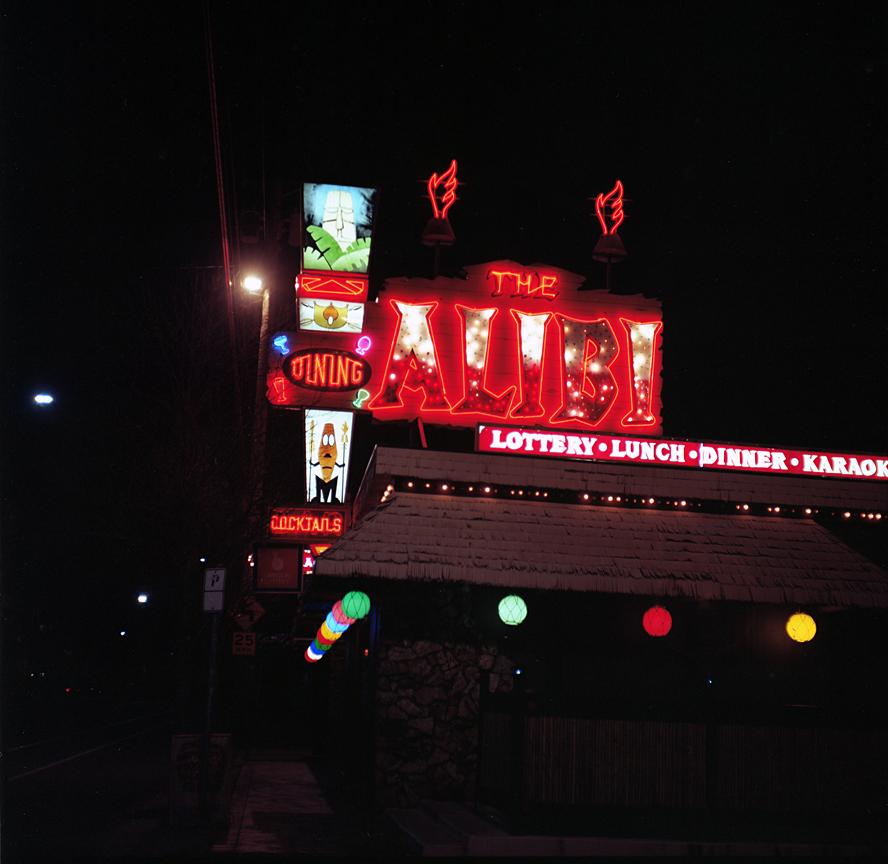 The Alibi Tiki Lounge