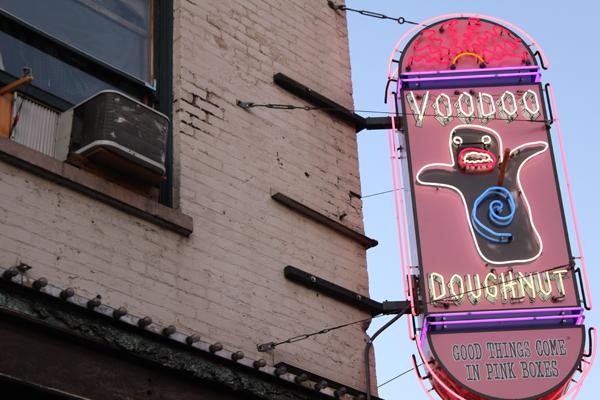 voodoo donut portland