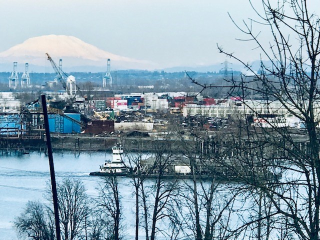 ZEN RETREAT WITH SPECTACULAR VIEWS - 10935 NW 2ND AVE., PORTLAND OR 97231Offered at $335,000OPEN SAT 5/18 10am-12pm and SUN 5/19 2-4pm