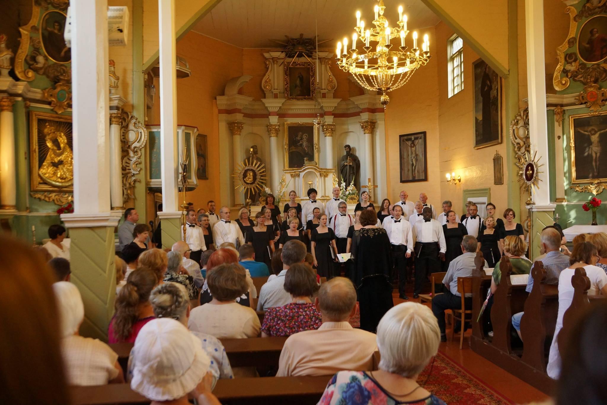 Lithuanian Concert, 2016
