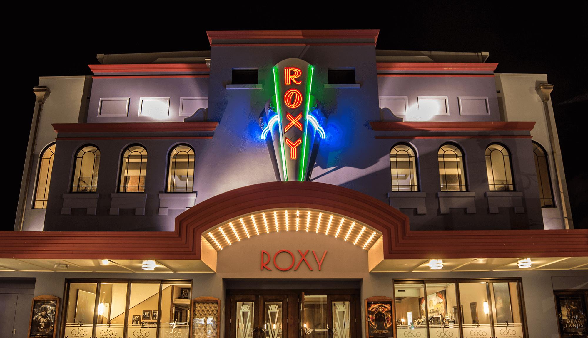 Roxy Cinema - 5 Park Road, Miramar, Wellington