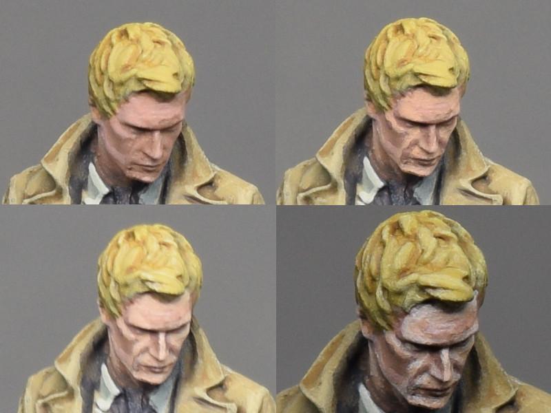 Constantine painting tutorial