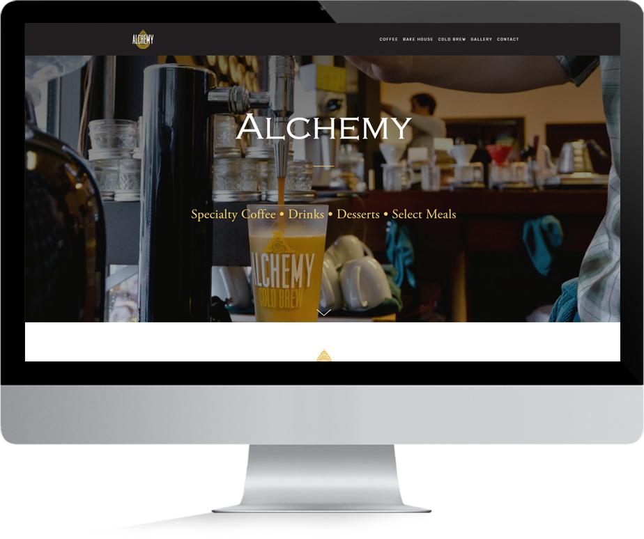 Alchemy KS Homepage Preview