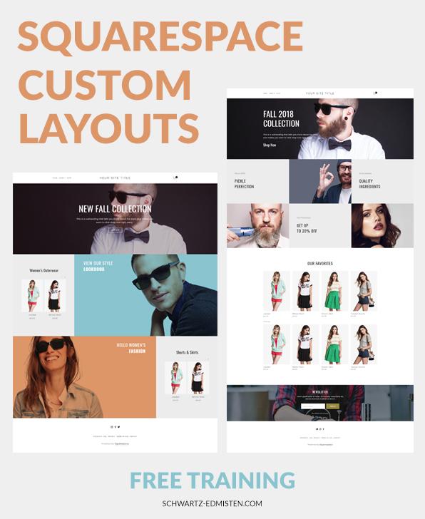 Custom Layout Ad