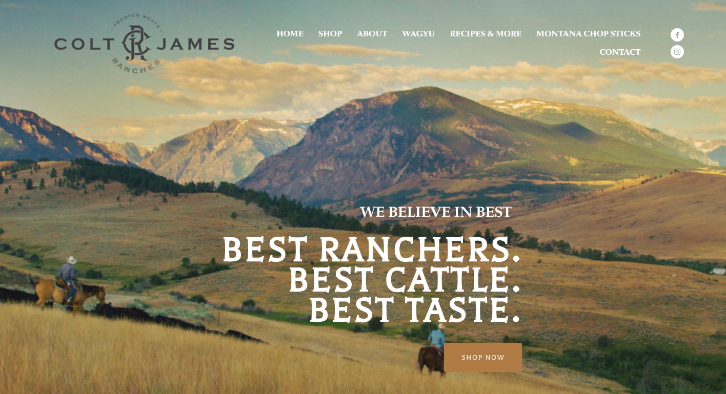 https://www.coltjamesranches.com/welcome
