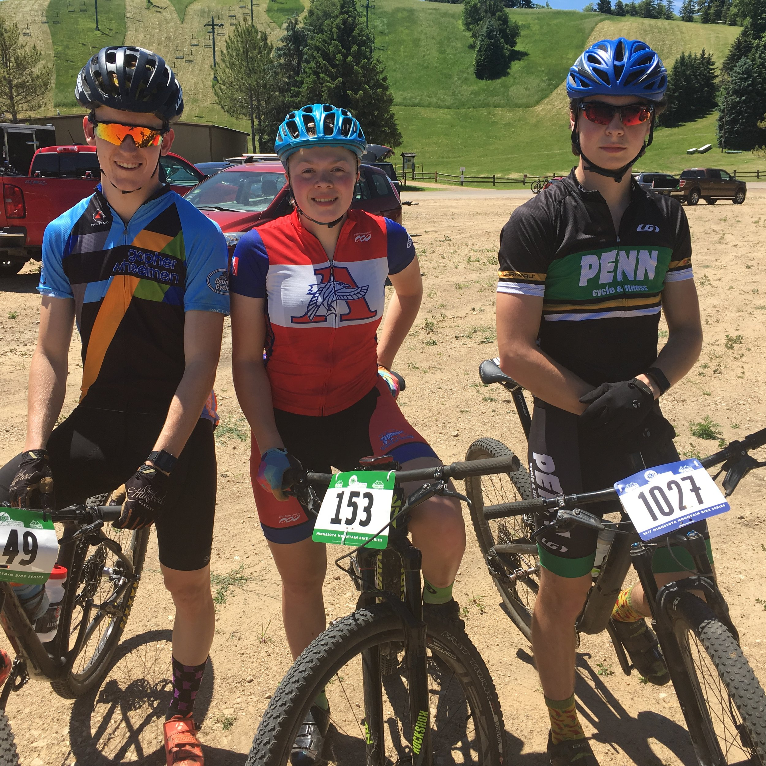 WHO: - Student-athletes looking to participate in cycling training activities that will enhance their performance in road, mountain, and cyclocross events and excursions, both locally and nationally.