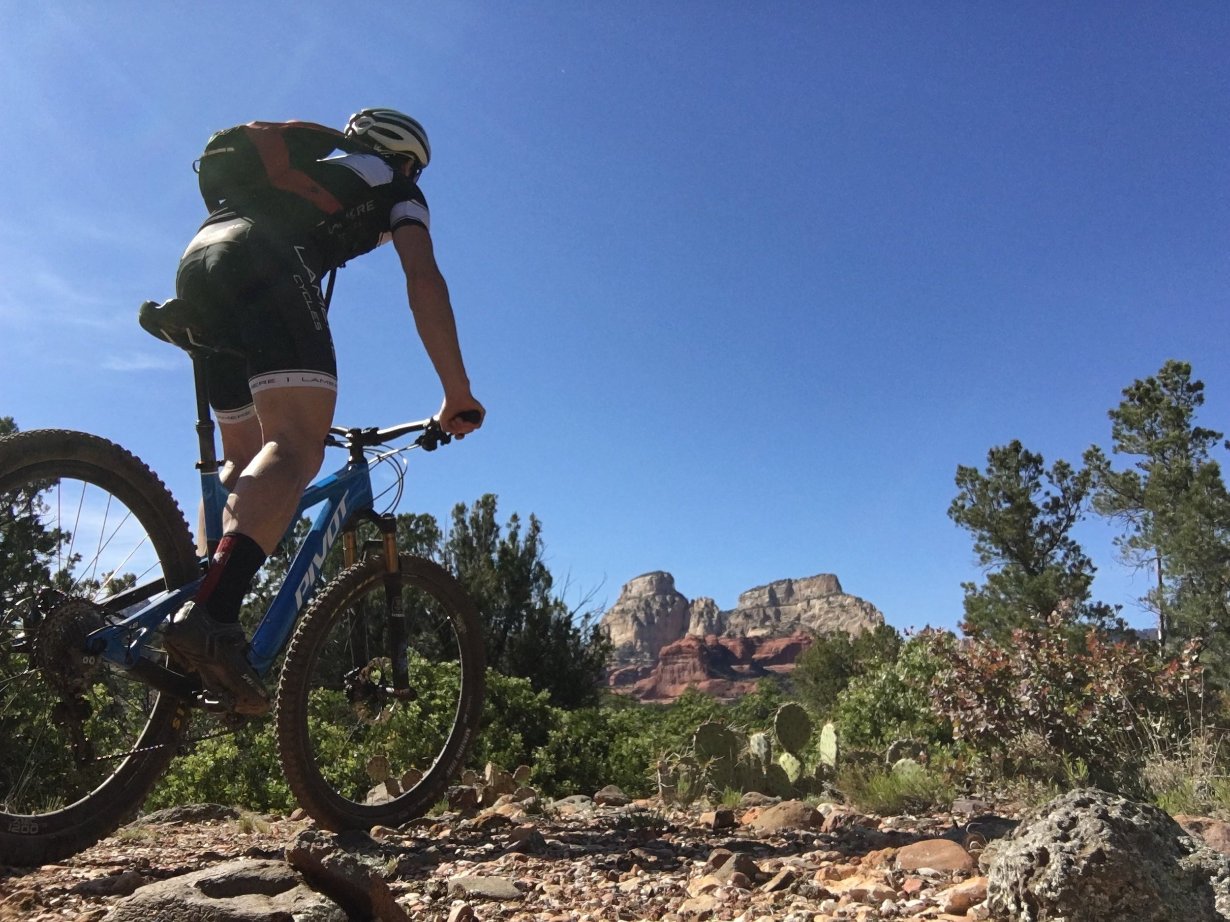 SPRING BREAK IN SEDONA: MARCH 24th - APRIL 1st, 2018  A DREAM TRIP FOR EVERY HIGH SCHOOL MOUNTAIN BIKER IN ONE THE PRIMER MOUNTAIN BIKE DESTINATIONS IN THE WORLD!
