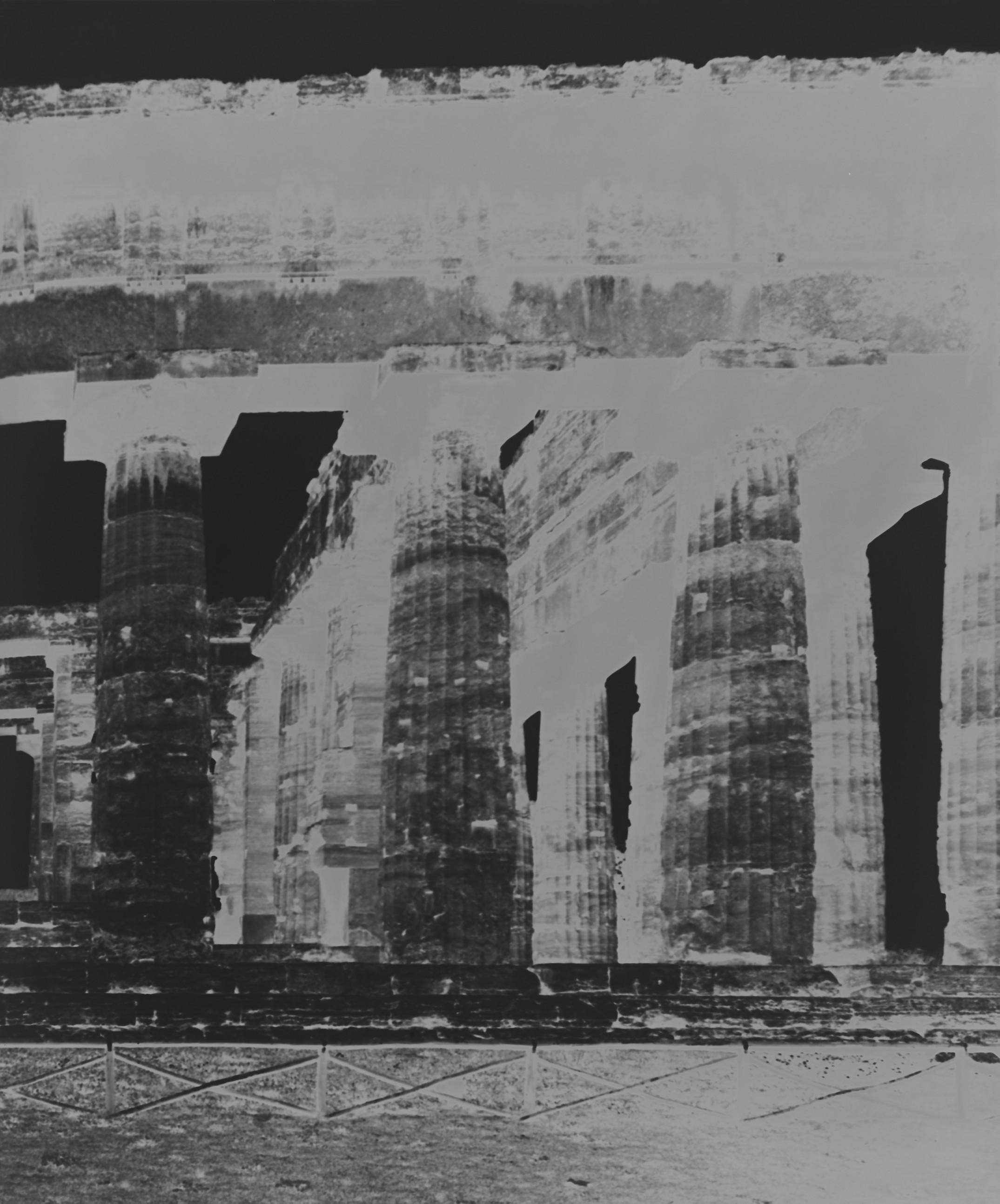 Temple of Nettuno, Paestum: October 23, 2015
