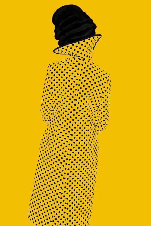Without A Face (Yellow), 2013