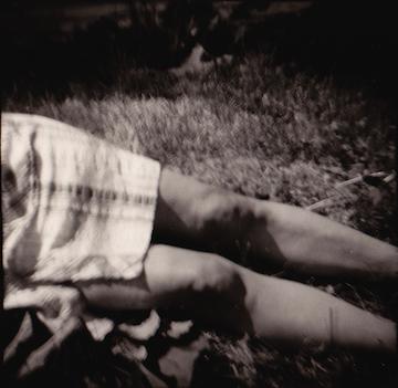 Mother's Knees, Albany, Ohio, 1976