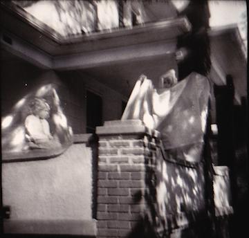 He Demonstrates, Ironton, Ohio, 1974