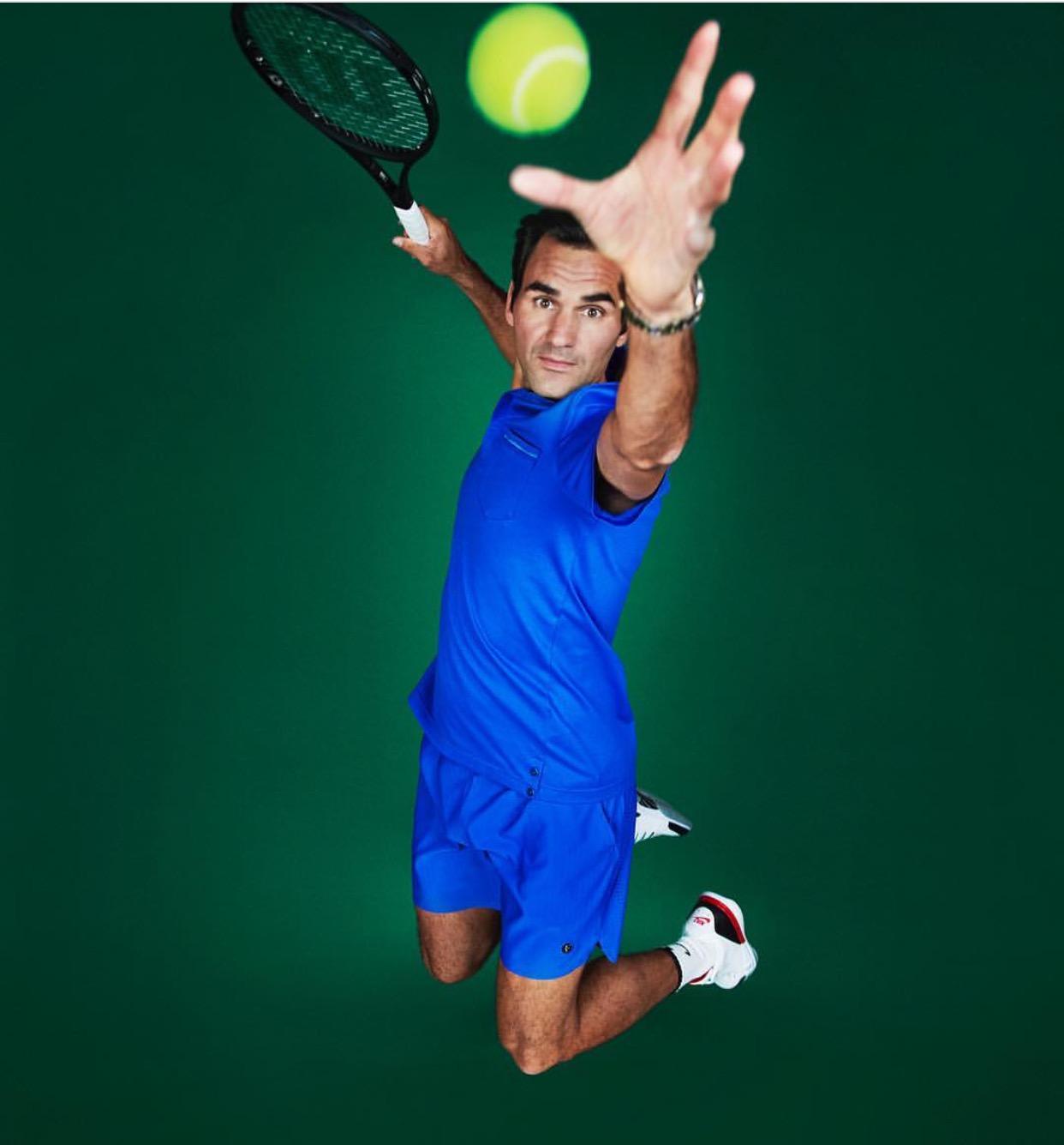 Roger Federer, 2017