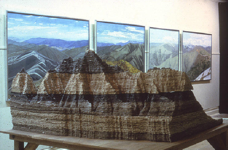 Mt Feathertop Project, 1979