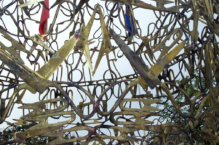 Longevity Scissors and Sickles, 2002