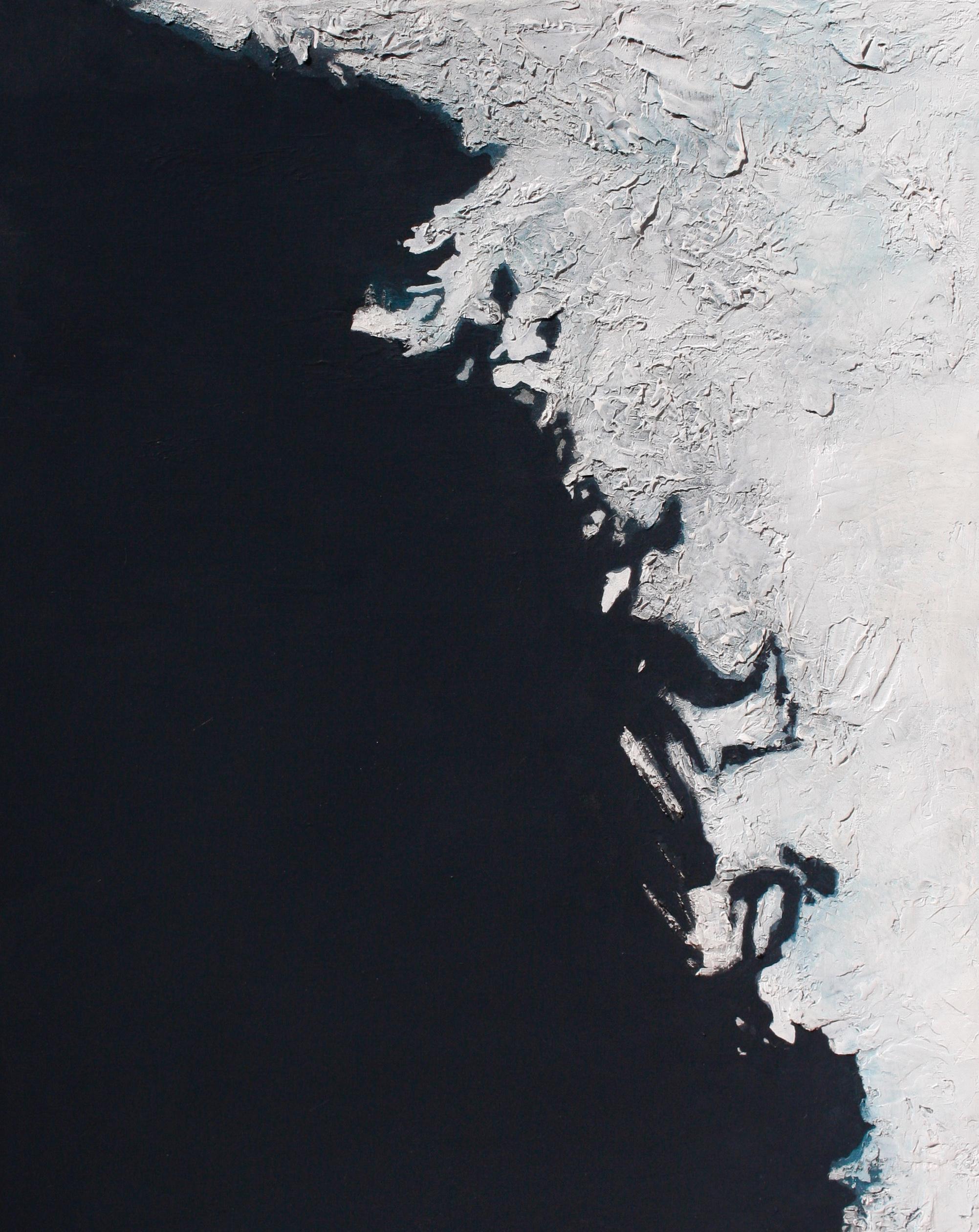 """Greenland"", 48x60in"