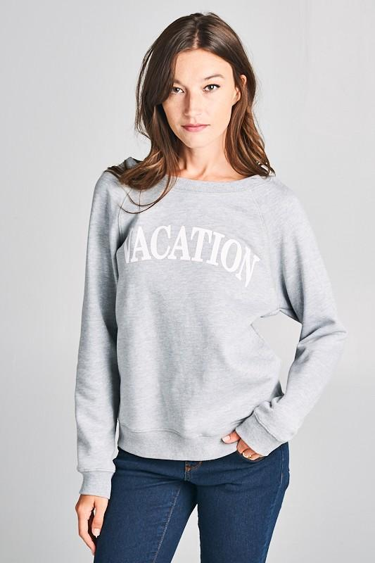 Want to win a Vacation sweater from Riot Theory Apparel? - Head over to our Instagram & enter now!