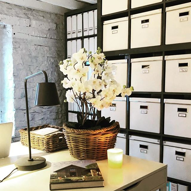 New Year Organization Goals courtesy of the lovely @osborninteriors. What are your plans for making 2019 even more productive?  #interiordefine #organization #inspiration #filingsystem #marketingagency #workflow