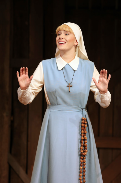 Emma Degerstedt  as Sister Mary Jo in DESPERATE MEASURES at the York