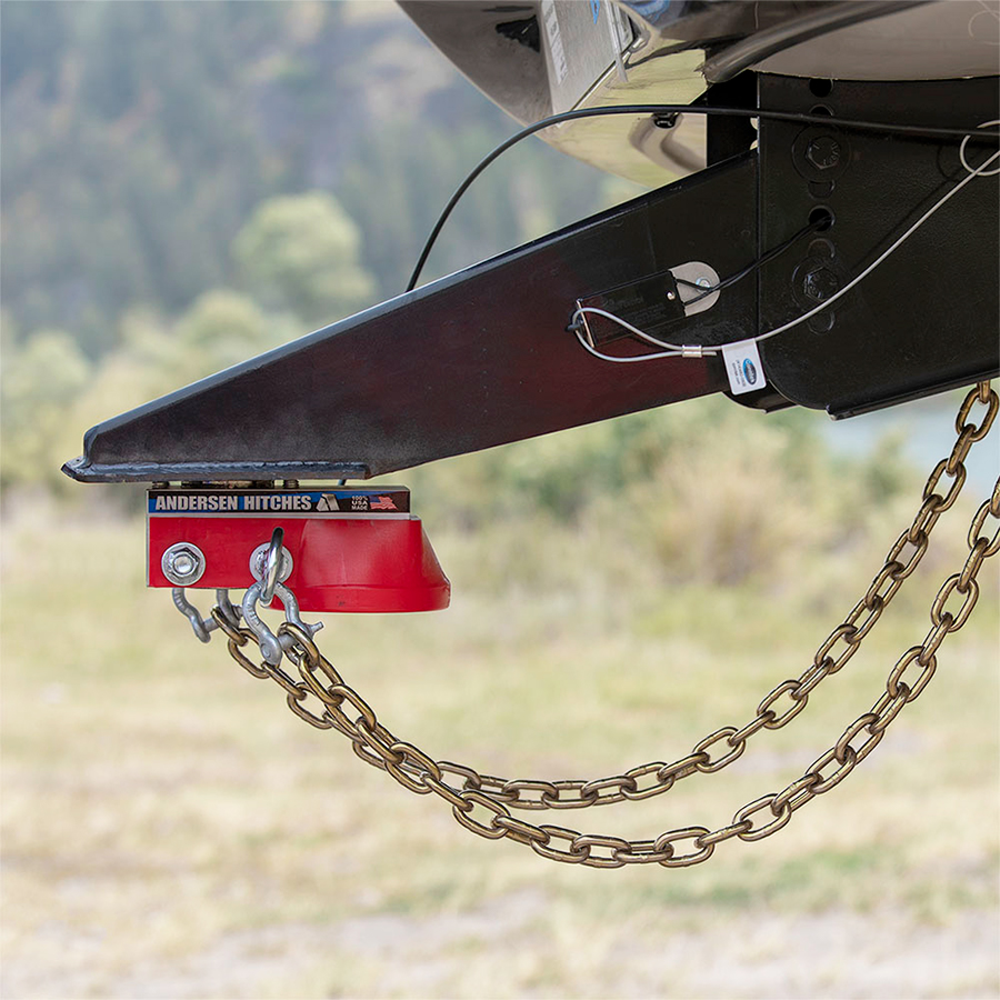 Safety Chains - Ultimate 5th Wheel Connection