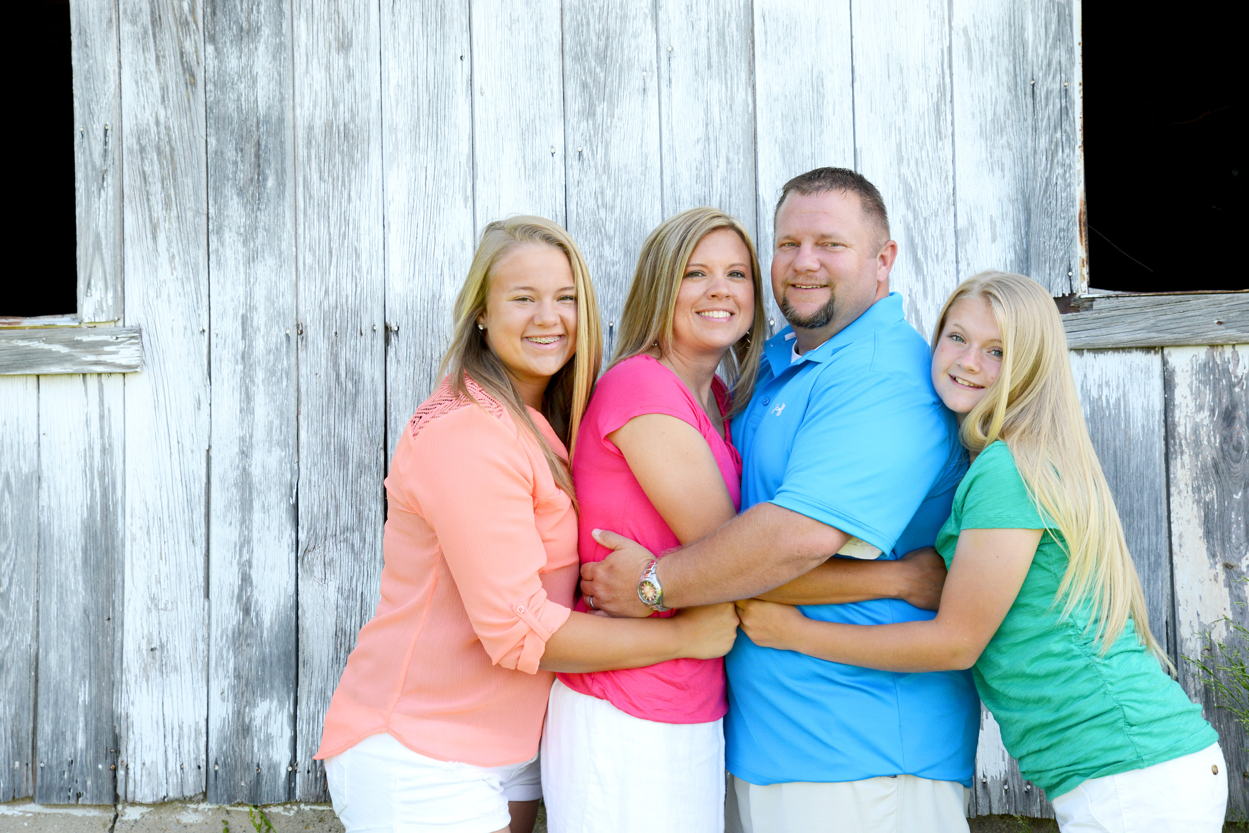 Slone Family.