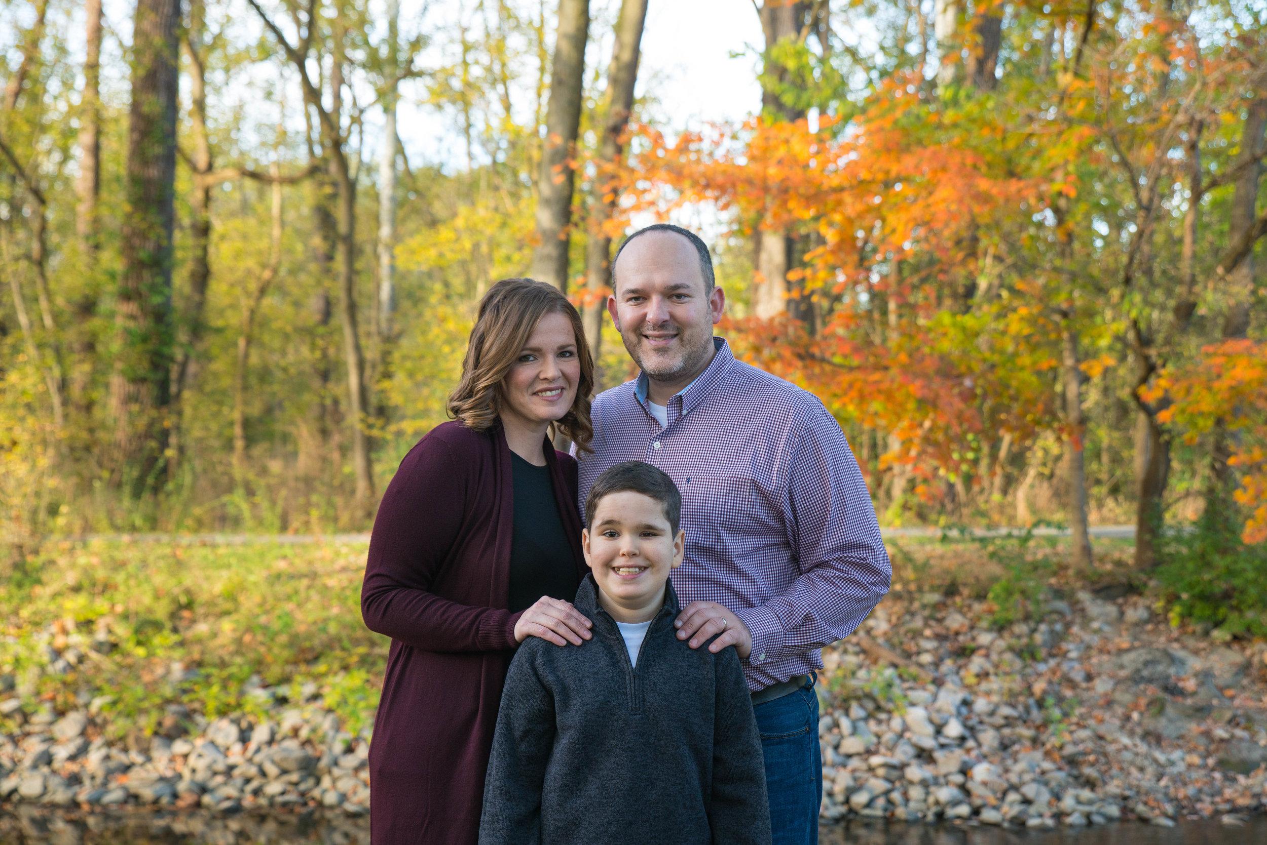 Carr Family.