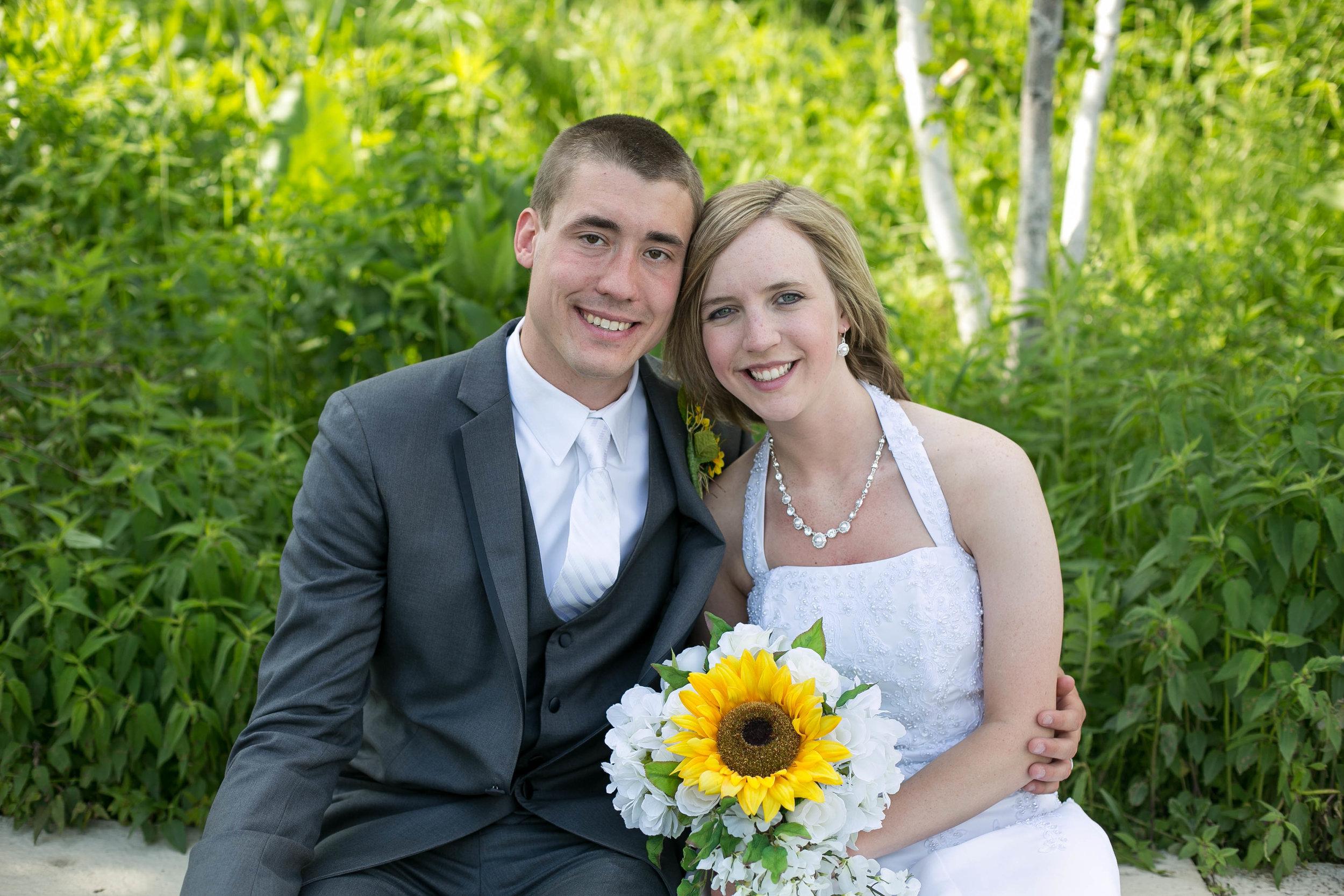 May 23, 2015: Rob and Rachel!