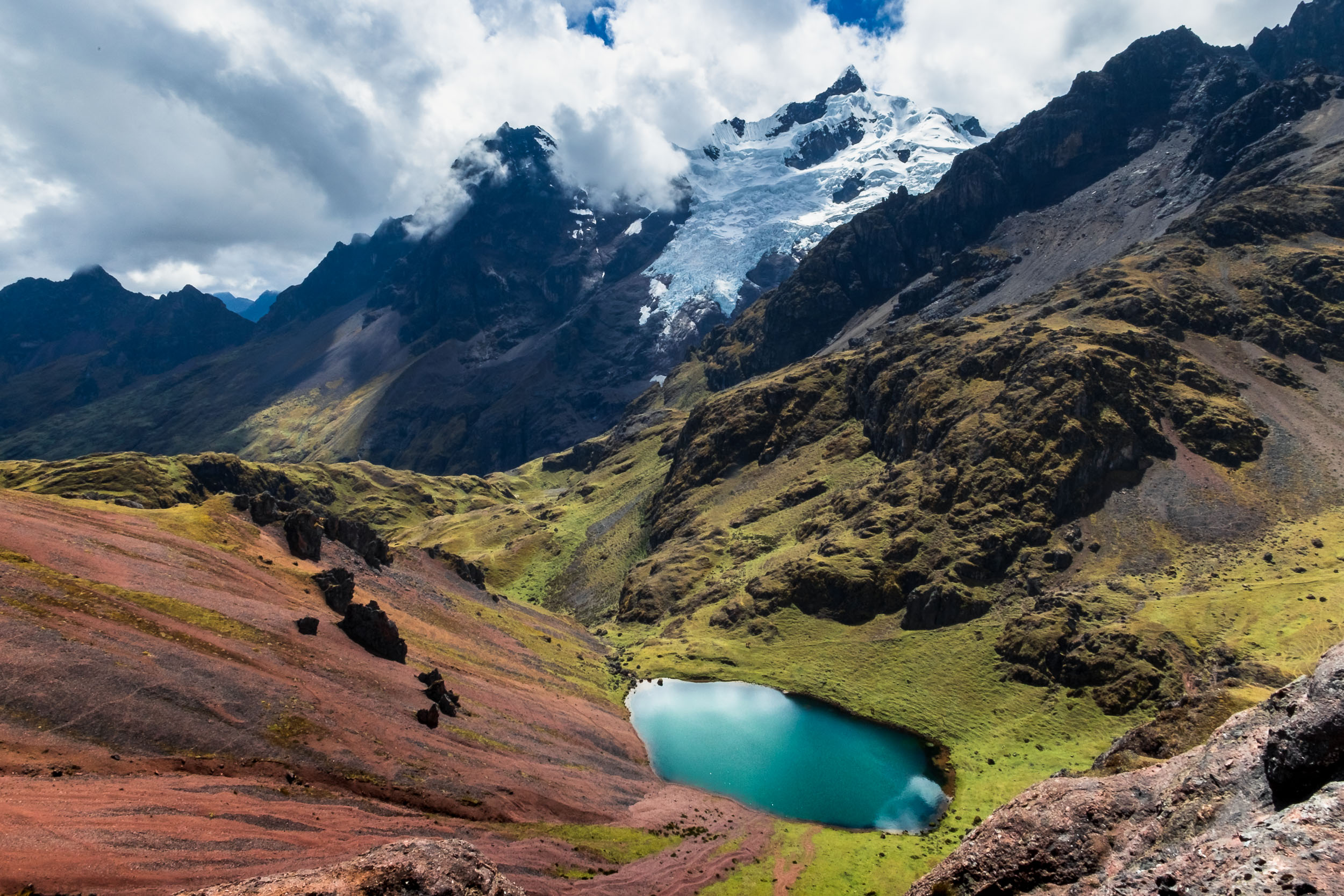 Lares Valley -