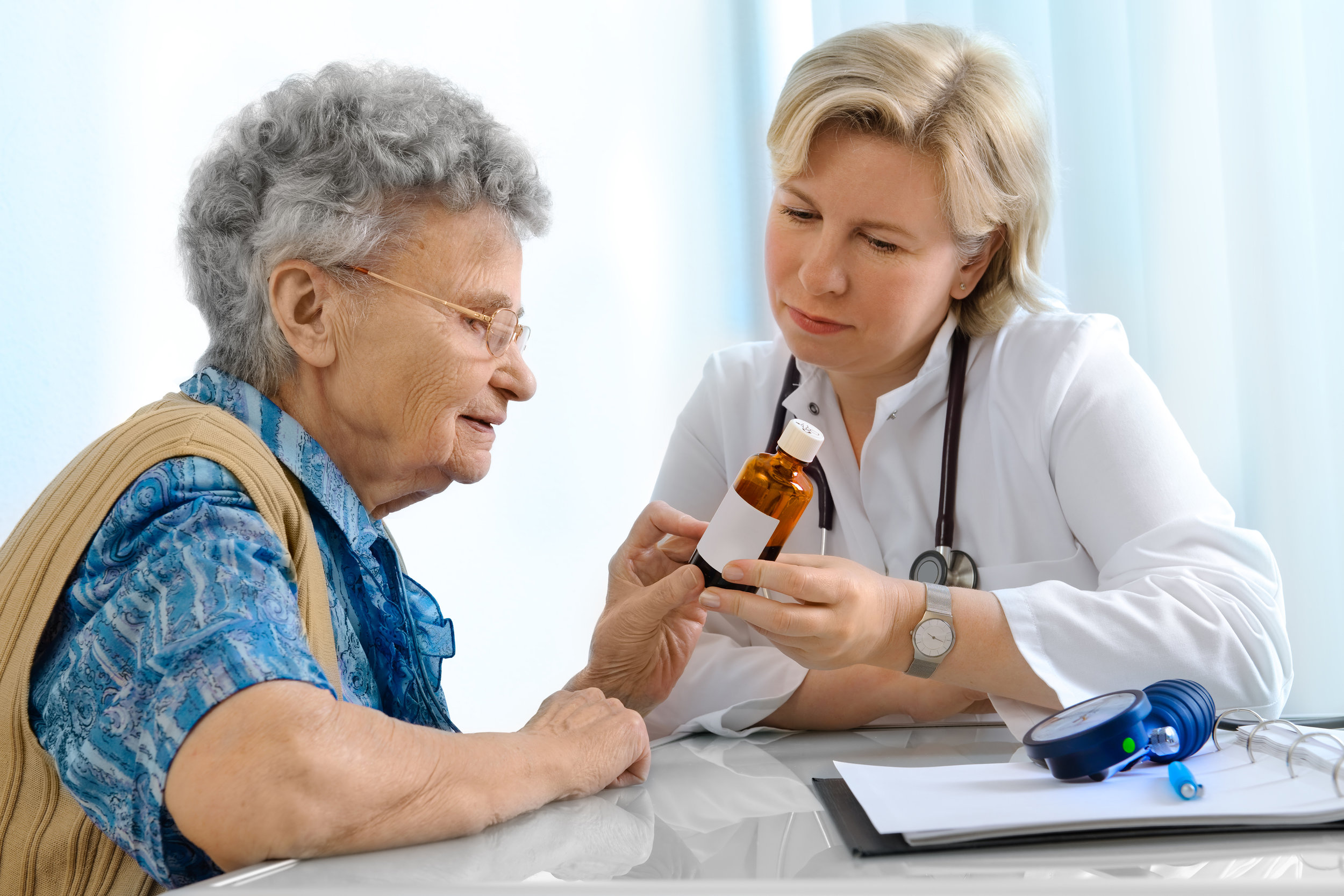 Safety - We thoroughly check medications and living environment to make sure your loved one is safe.