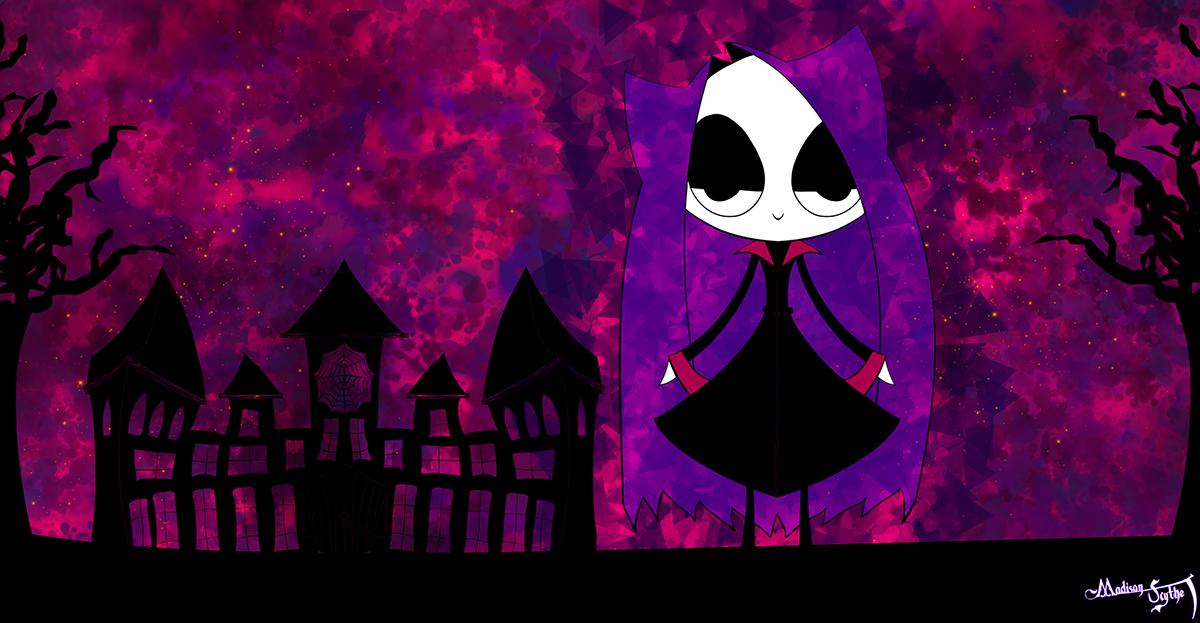 Goth Gal - Dark Space.png