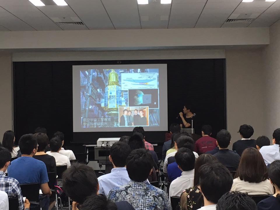 森田博和氏のプレゼンテーション