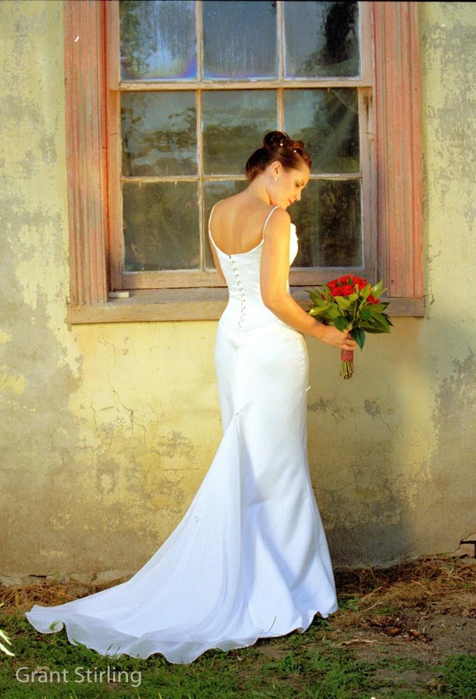 Wedding photographer Grant Stirling