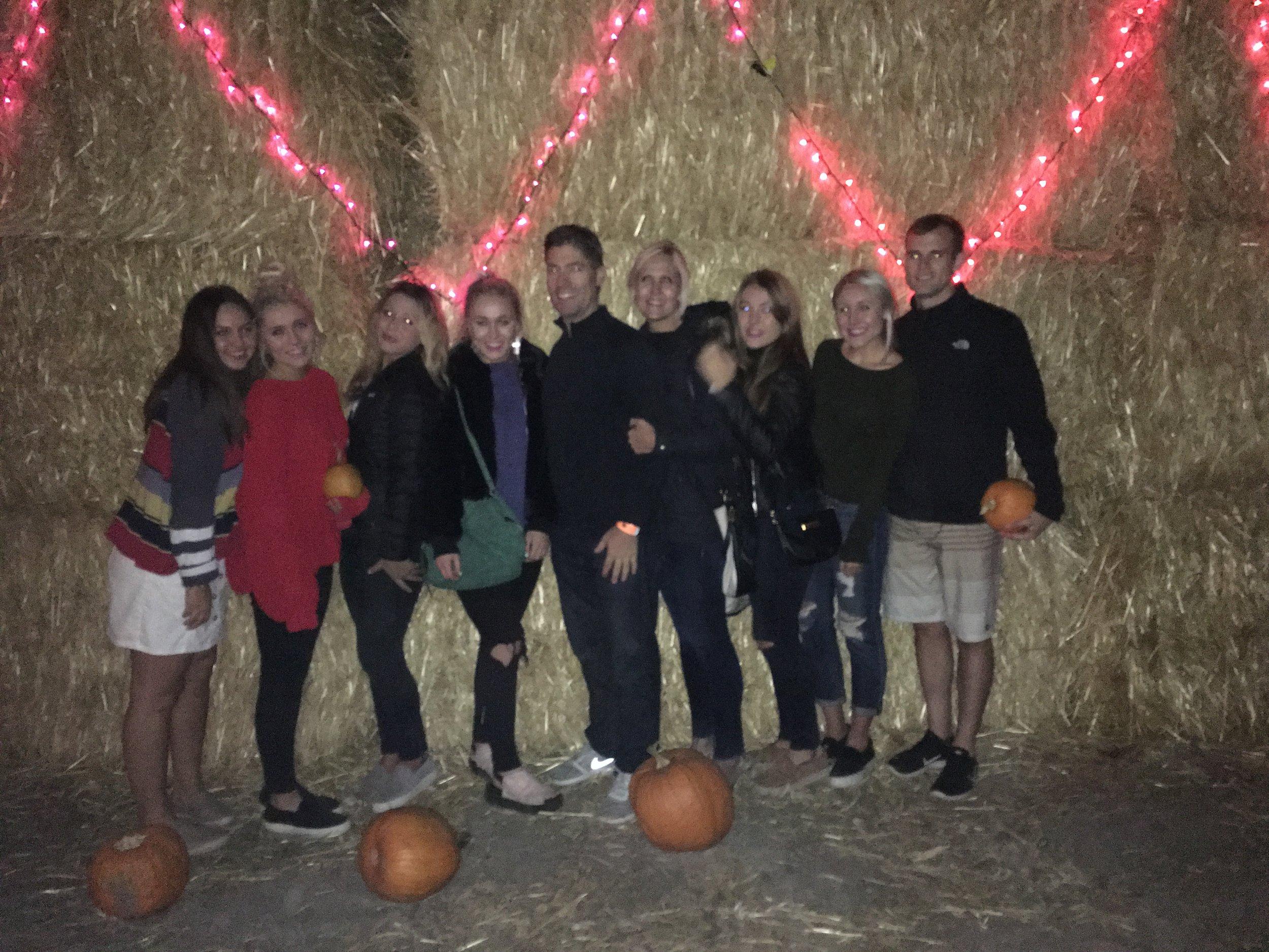 family came for fall break <3