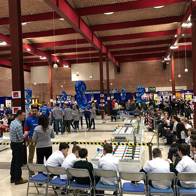Are you ready?  #vexrobotics #vexroboticscompetition #robots #codding #kids #science #it #education #ireland #cork #cit
