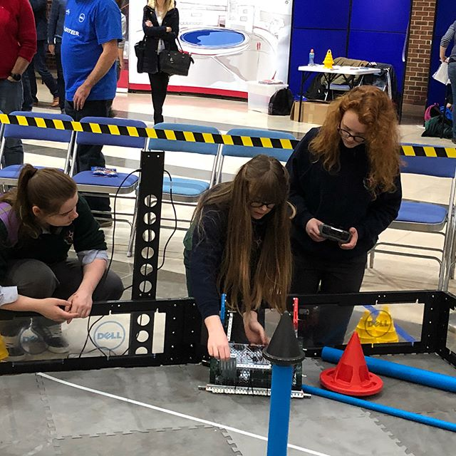 Some photos from the EDR Final today in CIT #DellCITVEX