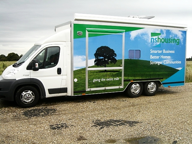 Motorised vehicle adaptions | Exhibition Trailers | Promotional Vehicles