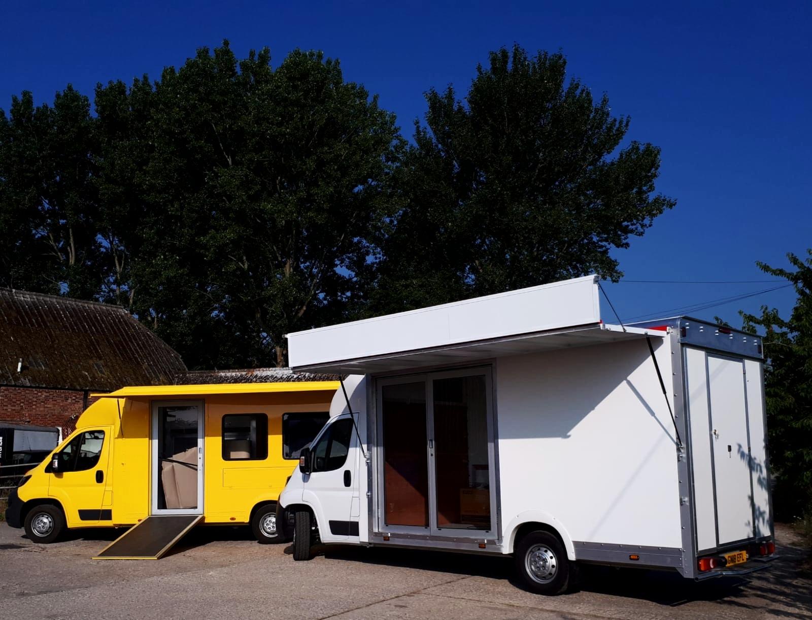 Promotional Vehicle   Marketing Truck   Exhibition Truck   Exhibition Trailer
