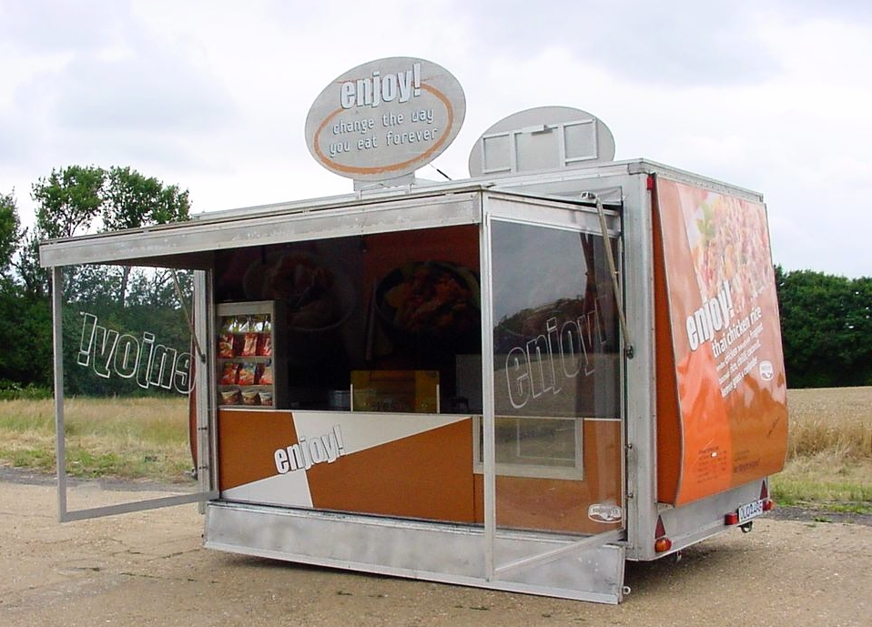 Exhibition trailers | Promotional vehicle | Exhibition trailer | marketing vehicle | product promotion