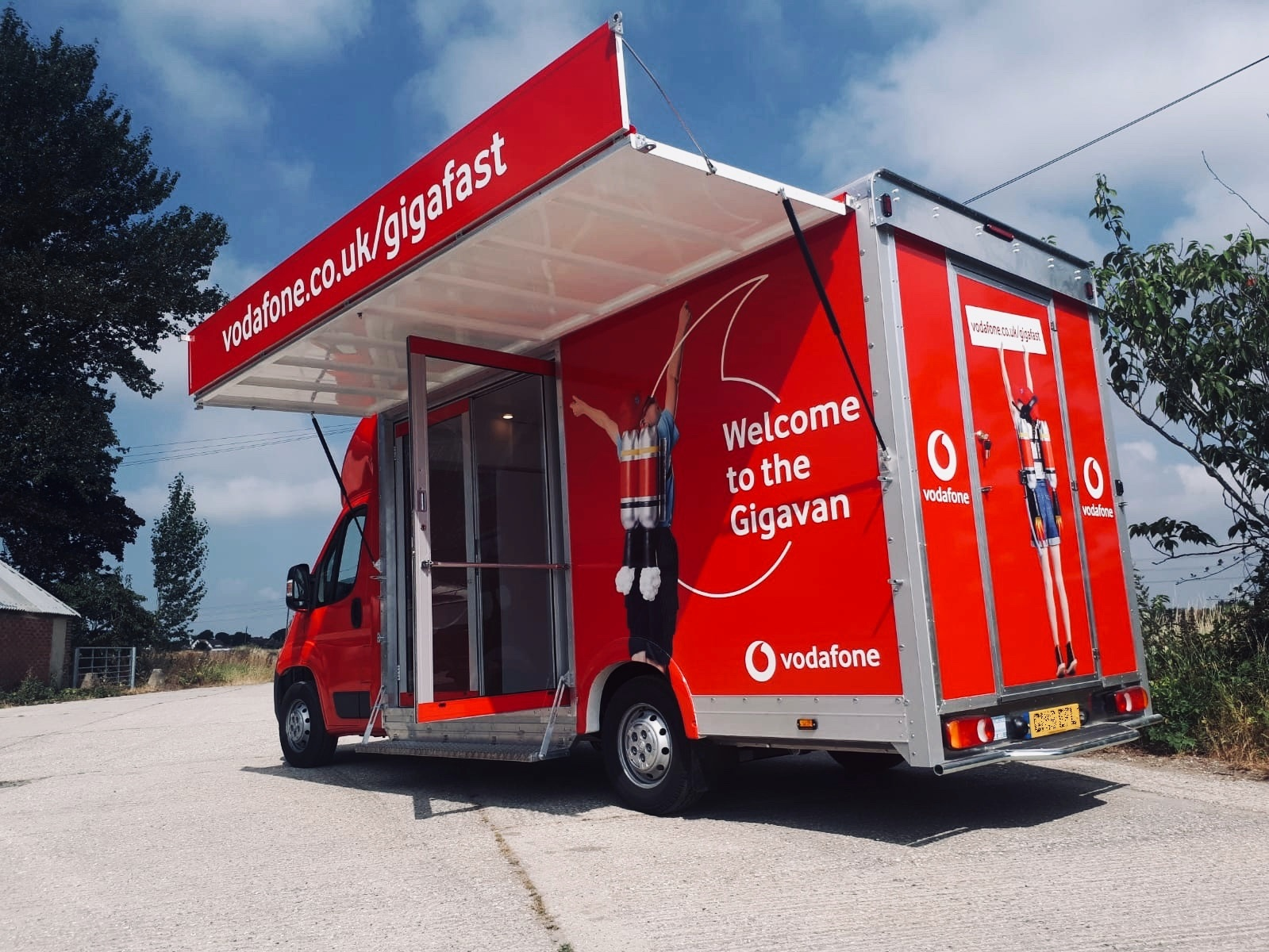 Exhibition trailer   retro catering vehicle    event display mobile   promotional truck   marketing truck