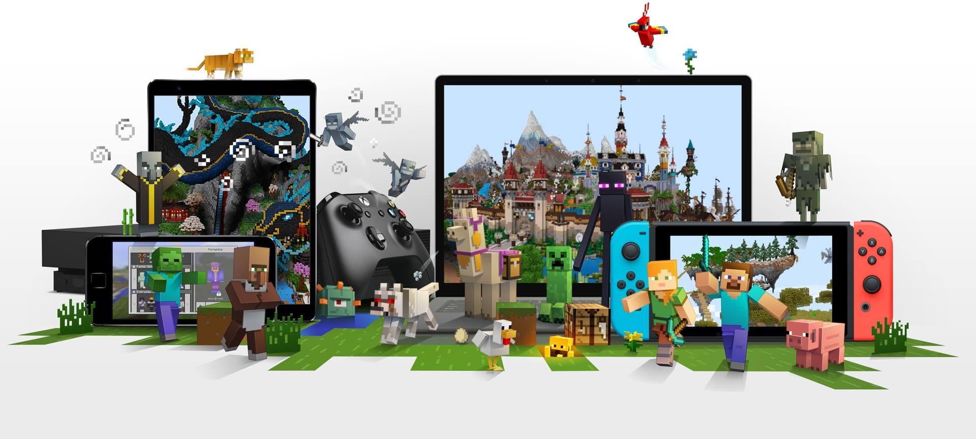 Picture: Minecraft.net