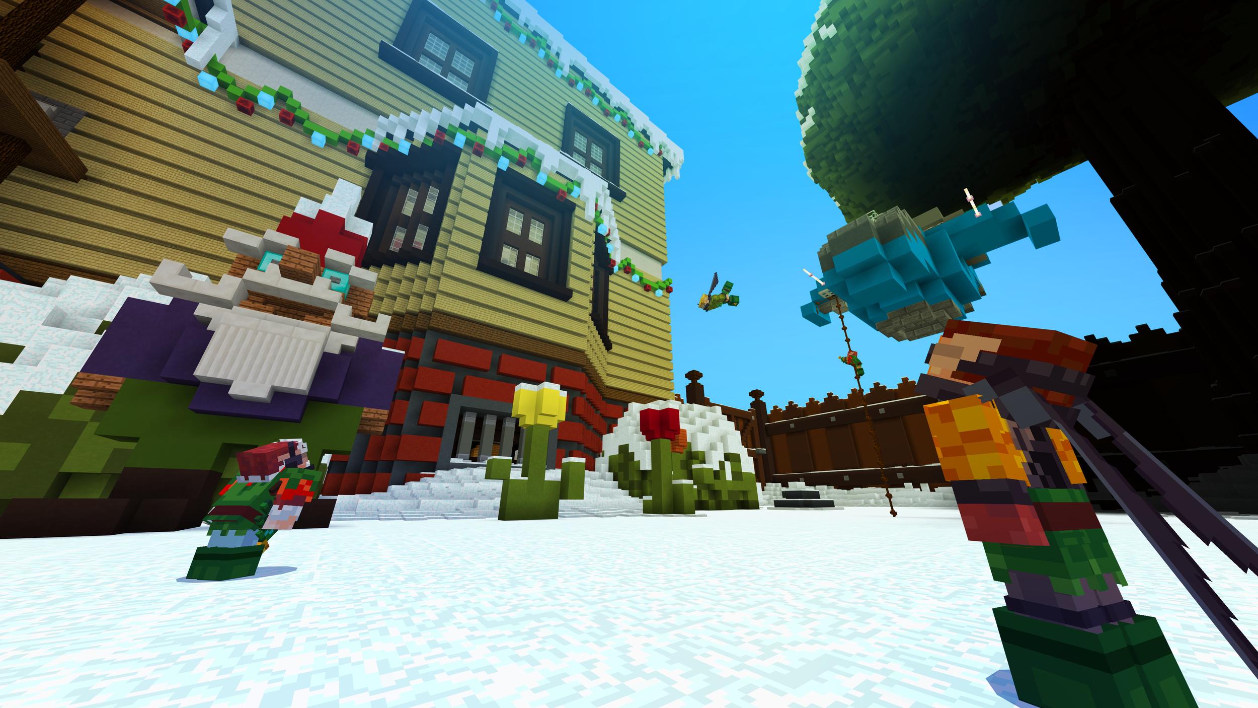 Noxcrew | Minecraft: Master Collection