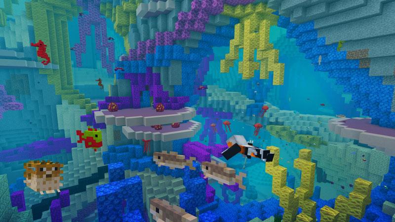 Noxcrew | Monsters of the Deep