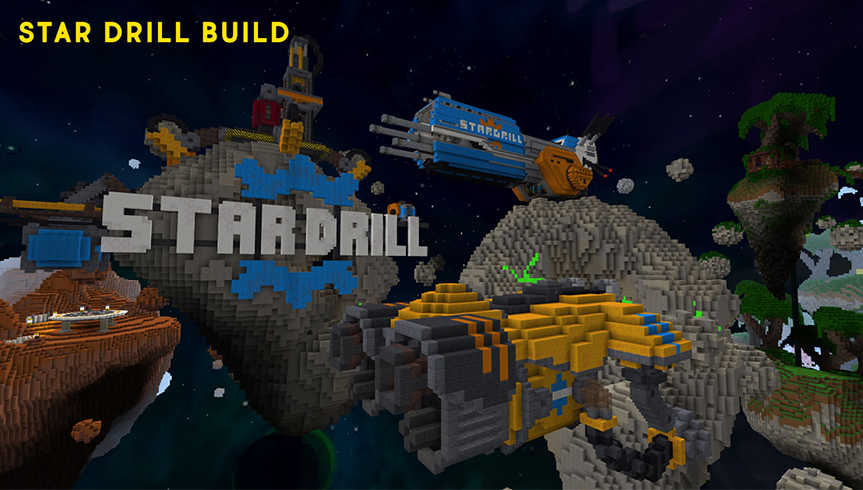 Noxcrew-Minecraft-SPACE-Star-Drill-Build.png